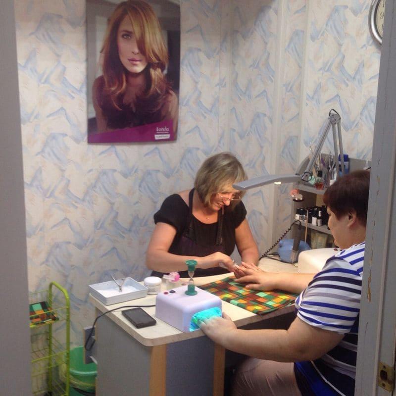 Вологда парикмахерская орхидея